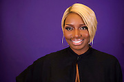 "Cast member from the Bravo reality series ""Real Housewives of Atlanta,"" NeNe Leakes poses for a portrait in promotion of her new Bravo series, ""I Dream of NeNe"" on Monday, Sept. 16, 2013 in New York. (Photo by Diane Bondareff/Invision/AP)"