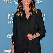 "Andrea McLean is a Scottish journalist & television presenter arrivers at the Sundance - ""Risk Independence "" Opening Night, at Picture House Central, on 30 May 2019, London, UK"