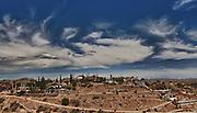 Arcosanti Skyline
