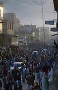 Arkansas Democrat-Gazette/BENJAMIN KRAIN 11-11-03<br /> Maiwand Bazaar is one of the biggest markets in Kabul.