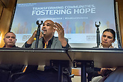 Fostering Hope Summit in Sacramento, May 31, 2018.