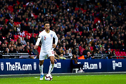 Trent Alexander-Arnold of England - Mandatory by-line: Robbie Stephenson/JMP - 15/11/2018 - FOOTBALL - Wembley Stadium - London, England - England v United States of America - International Friendly