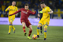 February 23, 2019 - Plzen, CZ - Foto Fabio Rossi/AS Roma/LaPresse.12/12/2018 Plzen (CZ).Sport Calcio.Viktoria Plzen - Roma .Champions League 2018/2019 - Doosan Arena.Nella foto: Stephan El Shaarawy...Photo Fabio Rossi/AS Roma/LaPresse.12/12/2018 Plzen (CZ).Sport Soccer.Viktoria Plzen - Roma .Champions League 2018/2019 2018/2019 - Doosan Arena.In the pic: Stephan El Shaarawy (Credit Image: © Fabio Rossi/Lapresse via ZUMA Press)