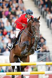 Garcia, Juan Carlos (ITA) Gitano v. Berkenbroeck<br /> Aachen - CHIO 2017<br /> © www.sportfotos-lafrentz.de/Stefan Lafrentz