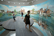 "12th Biennale of Architecture. Giardini. Russian Pavillion. ""The Russia Factory"", group exhibition 2010."