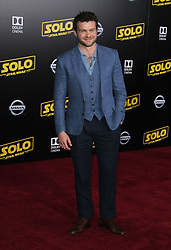 Solo: A Star Wars Story Premiere - Los Angeles. 10 May 2018 Pictured: Alden Ehrenreich. Photo credit: Jaxon / MEGA TheMegaAgency.com +1 888 505 6342