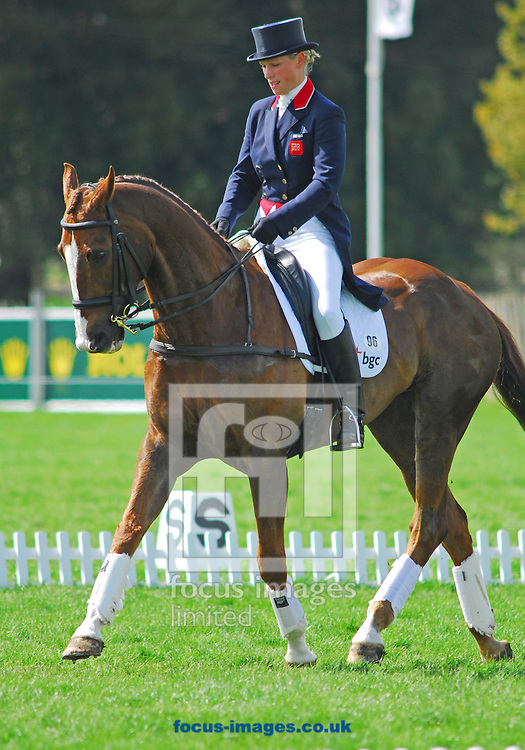 Badminton - Friday May 2nd, 2008: Zara Phillips riding Ardfield Magic Star during the Dressage Test on Day 2 of the Badminton Horse Trials. (Pic by David Saunders/Focus Images)..