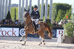 Guery Jerome, BEL, Grand Cru vd Rozenberg<br /> Global Champions League- Paris Eiffel 2017<br /> © Hippo Foto - Dirk Caremans<br /> 01/07/17