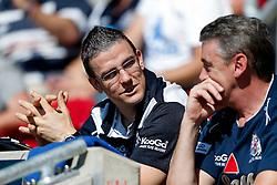 Bristol Rugby fans - Mandatory byline: Rogan Thomson/JMP - 07966 386802 - 06/09/2015 - RUGBY UNION - Ashton Gate Stadium - Bristol, England - Bristol Rugby v Bedford Blues - Greene King IPA Championship.