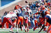 The Ball State Cardinals traveled to Champaign to play the Illinois Fighting Illini