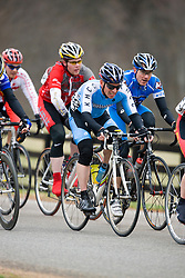 The Monticello Velo Club and the University of Virginia Cycling Team hosted the annual Jefferson Cup cycling races in Albemarle County, south of Charlottesville, VA on March 30, 2008.