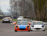 Ginetta G40 Cup - Oulton Park - 31st March 2018