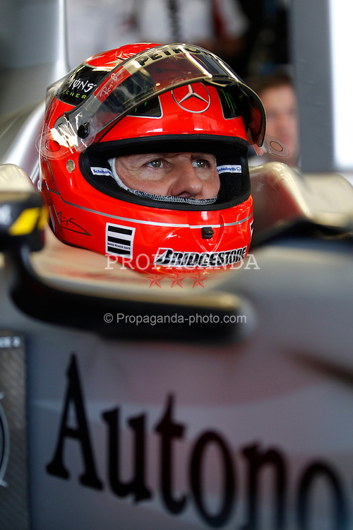 Motorsports / Formula 1: World Championship 2010, GP of Japan, 03 Michael Schumacher (GER, Mercedes GP Petronas),