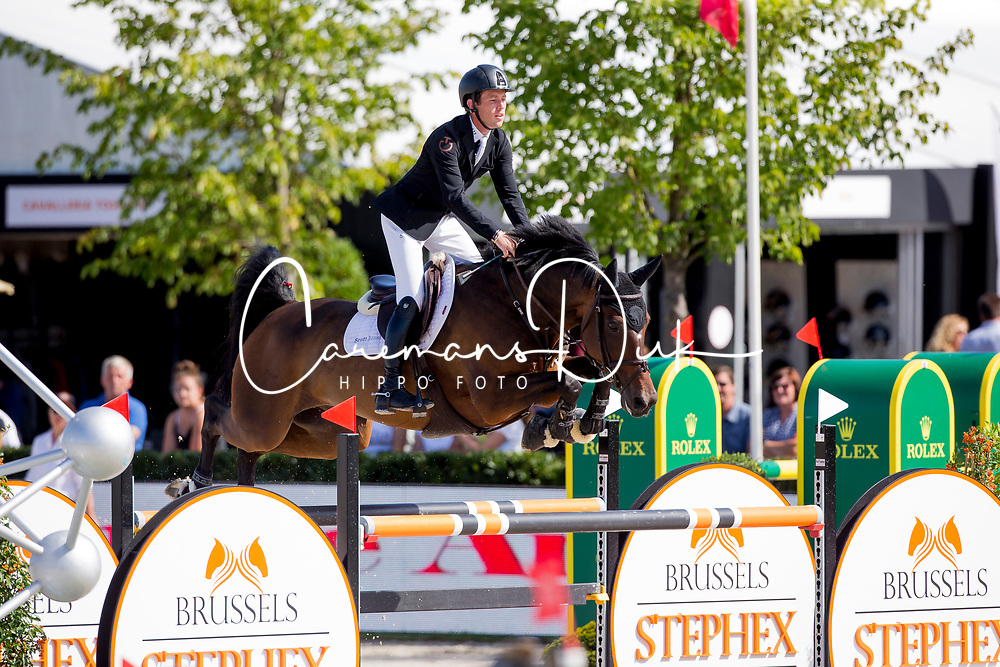 Brash Scott, GBR, Hello Mr President<br /> Brussels Stephex Masters<br /> © Hippo Foto - Sharon Vandeput<br /> 30/08/19