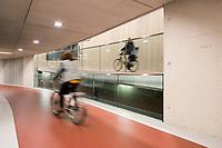 Fietsparkeergarage Utrecht Centraal Station