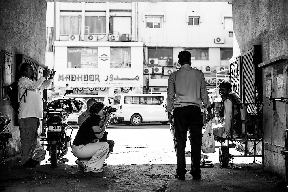 Street Photography - Dubai