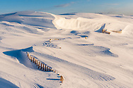 Winter, Snow, Tiana Beach is located on the long barrier island off of Long Island's southern shores, Hampton Bays, NY