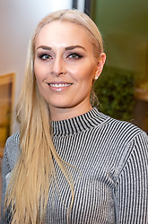 23.01.2020, Country Club, Reith, AUT, FIS Weltcup Ski Alpin, Charity Dinner und Auktion, im Bild Lindsey Vonn // Lindsey Vonn during a charity dinner and auction as a part of the FIS Ski Alpine World Cup at the Country Club in Reith, Austria on 2020/01/23. EXPA Pictures © 2020, PhotoCredit: EXPA/ Johann Groder