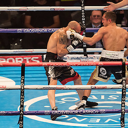 High Stakes - Quigg V Martinez
