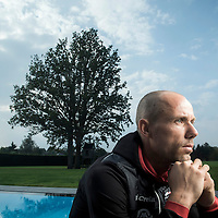 Baal, Belgium, 22 September 2014<br /> Sven Nys, born 17 June 1976 in Bonheiden, Belgium, is a professional cyclist competing in cyclo-cross and mountain-bike. <br /> With two world championships, six world cups, and over a 140 competitive victories, he is widely considered as one of the greatest cyclo-cross racers of his generation and of all time.<br /> Apart from cyclo-cross, Nys is also threefold national champion mountain-bike, and has competed in that discipline in two Olympic games.<br /> Photo: Ezequiel Scagnetti