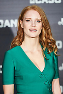 050317 'Miss Sloane' Madrid Photocall