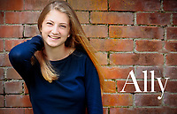 2018 Medfield High Senior, Ally Carlin