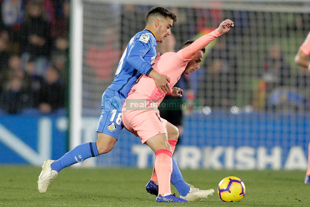 صور مباراة : خيتافي - برشلونة 1-2 ( 06-01-2019 ) 664964-016