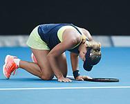 ANGELIQUE KERBER (GER)<br /> <br /> Tennis - Australian Open 2018 - Grand Slam / ATP / WTA -  Melbourne  Park - Melbourne - Victoria - Australia  - 25 January 2018.