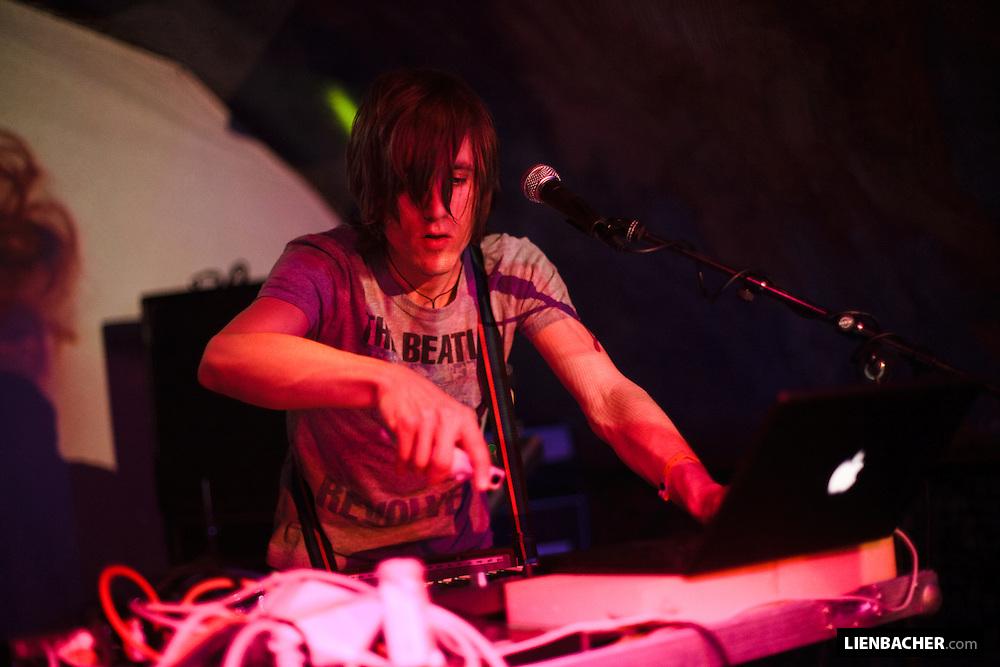 Yeah!Club Rockhouse, 4. 4. 09: Fiago. Photo: Wolfgang Lienbacher
