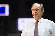 DALLAS, TX - JANUARY 04:  Temple Owls head coach Fran Dunphy looks on against the SMU Mustangs during a basketball game on January 4, 2017 at Moody Coliseum in Dallas, Texas.  (Photo by Cooper Neill/Getty Images) *** Local Caption *** Fran Dunphy