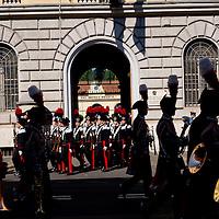 Celebrazioni per i 201 anni dell'Arma dei Carabinieri