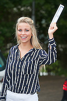 12/08/2015 Leah Kilmartin Claregalway who absolutely delighted with her results and undecided but may do Phamacy or Bio Med at NUIG. Photo:Andrew Downes