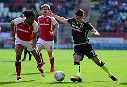 Tom Nichols of Bristol Rovers - Mandatory by-line: Alex James/JMP - 21/04/2018 - FOOTBALL - Aesseal New York Stadium - Rotherham, England - Rotherham United v Bristol Rovers - Sky Bet League One