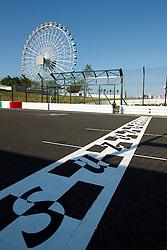 Motorsports / Formula 1: World Championship 2010, GP of Japan, Suzuka International Racing Course, Riesenrad