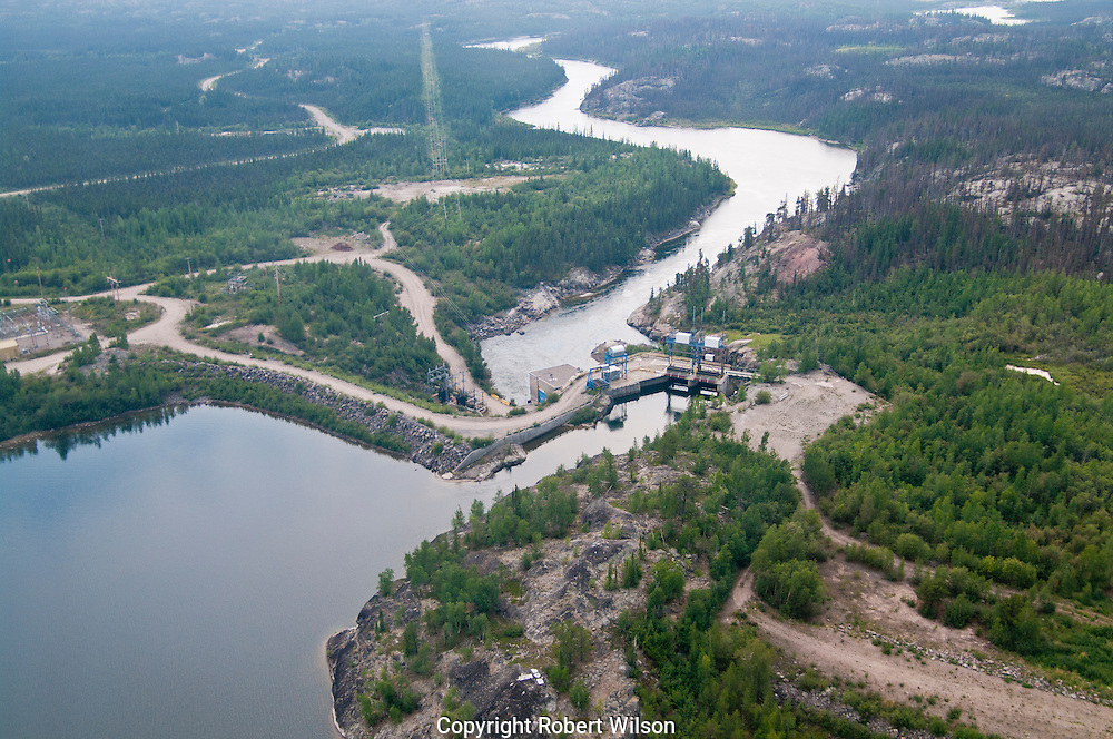 NTPC Snare Lake 29/07/10.City of Yellowknife Mayor and Councillors Tour