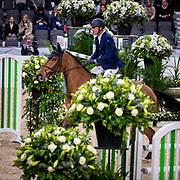 Francois Jr Mathy - Hello Diamant<br /> Gothenburg Horse Show 2019<br /> © DigiShots