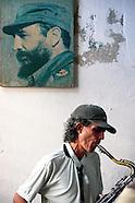 Band Isla Caribe, Havana, Cuba.