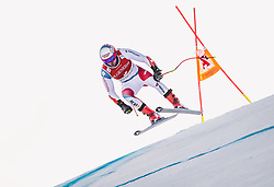 27.01.2019, Streif, Kitzbühel, AUT, FIS Weltcup Ski Alpin, SuperG, Herren, im Bild Mauro Caviezel (SUI) // Mauro Caviezel of Switzerland in action during his run in the men's Super-G of FIS ski alpine world cup at the Streif in Kitzbühel, Austria on 2019/01/27. EXPA Pictures © 2019, PhotoCredit: EXPA/ Johann Groder