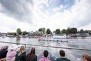 Henley on Thames, England, United Kingdom, 7th July 2019, Henley Royal Regatta, Finals Day, Henley Reach, [© Peter SPURRIER/Intersport Image]<br /> <br /> 15:07:27