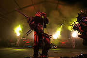 GWAR performs on the third day of the 2010 Bonnaroo Music & Arts Festival on June 12, 2010 in Manchester, Tennessee. The four-day music festival features a variety of musical acts, arts and comedians..Photo by Bryan Rinnert/3Sight Photography