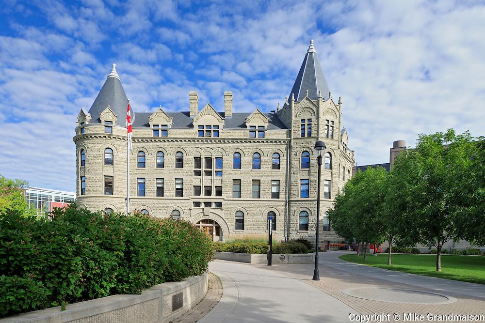 University of Winnipeg<br /> Winnipeg<br /> Manitoba<br /> Canada