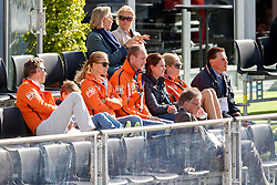 Witte-Vrees Madeleine, NED, Witte Nico, NED<br /> FEI European Dressage Championships - Goteborg 2017 <br /> © Hippo Foto - Dirk Caremans<br /> 22/08/2017,