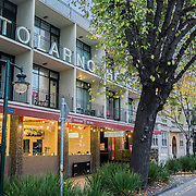 Design boutique hotel Tolarno Hotel in St.Kilda