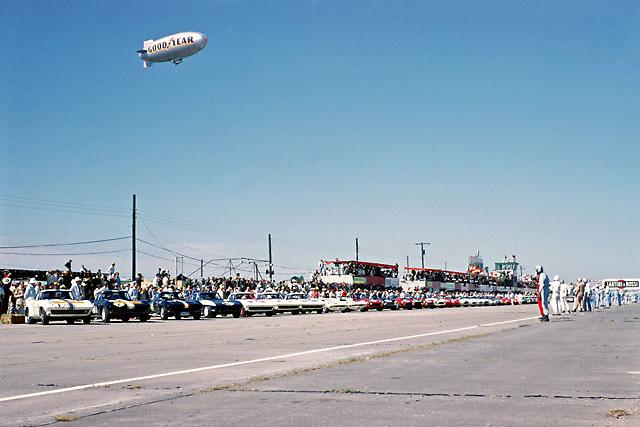 Sebring 1963 starting lineup