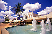 Image of Downtown Cairns, Far North Queensland, Australia
