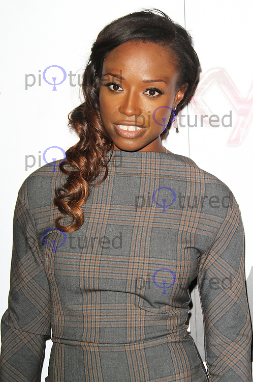 LONDON - DECEMBER 07: Lorraine Pascale attended the Women in Film and TV Awards at the London Hilton Hotel, Park Lane, London, UK. December 07, 2012. (Photo by Richard Goldschmidt)