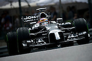 May 22, 2014: Monaco Grand Prix: Jenson Button (GBR), McLaren-Mercedes