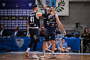 Brian Sacchetti<br /> Pallacanestro Cantu' - Basket Leonessa Brescia<br /> Basket Serie A LBA 2018/2019<br /> Desio 07 April 2018<br /> Foto Mattia Ozbot / Ciamillo-Castoria