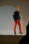MA-08 In the Parallel. London College of Fashion  GRADUATE SHOW 2008 , Royal Academy of Arts <br />