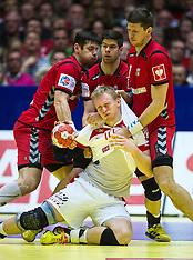 20140116 Danmark - Tjekkiet EHF European Handball Championship
